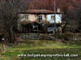 SOLD.Property in Smolyan region Bulgarian house for sale Ref. No 122122