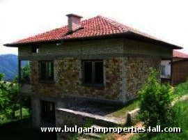 Newly build house for sale in Smolyan region Ref. No 122040