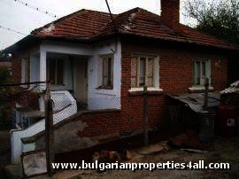 Two storey house for sale in a beutiful village Property in Bulgaria Ref. No 1149