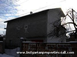 House in Stara Zagora region near Kazanlak Ref. No 31012