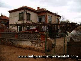 Two storey house for sale Property in Bulgaria Ref. No 1142