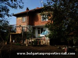 New built house for sale in the region of Elhovo Ref. No 1139
