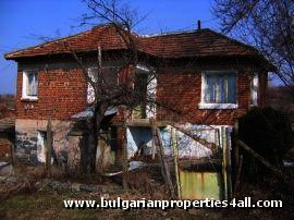 Solid rural house in a calm area Bulgaria Ref. No 1070