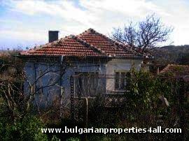 House near Elhovo not far away from the Black sea Ref. No 1008