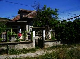 The rural bulgarian house in Pleven region, in the North Bulgaria Ref. No 5304