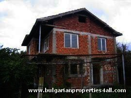 Property nearElhovo Bulgarian property Ref. No 1001