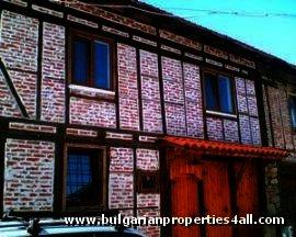 Bulgarian house for sale in Bansko resort Ref. No 9393