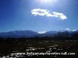 SOLD. Land for sale near Borovets ski resort Sofia property Ref. No 97
