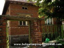 Solid brick built estate near Dimitrovgrad Ref. No 33017