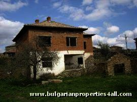 Kardzhali property, brick house Ref. No 4010