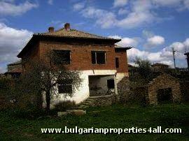 Kardzhali property, brick house Ref. No 4010