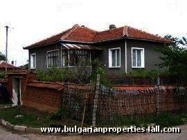Bulgarian house near Haskovo and Dimitrovgrad Ref. No 2204