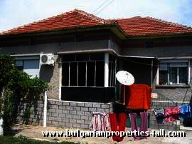 Rural house in Bulgaria, near Haskovo Ref. No 2086