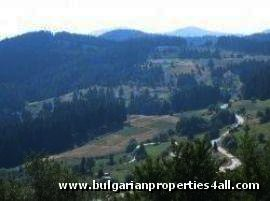 Land in Bulgaria near Pamporovo ski resort Ref. No 122184
