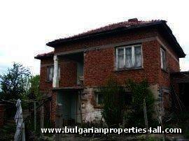 Rural house for sale in Haskovo region Ref. No 2202
