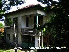 House for sale in the rural countryside of Haskovo Ref. No 2257