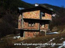 Rural house in Smolyan region, property in Bulgaria Ref. No 122111
