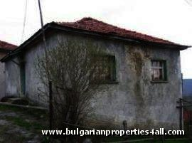 House in rural countryside Bulgarian resort of Pamporovo Ref. No 122017