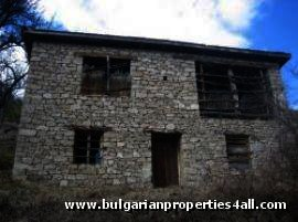 Rural stone house near resort of Pamporovo in Smolyan region Ref. No 122113