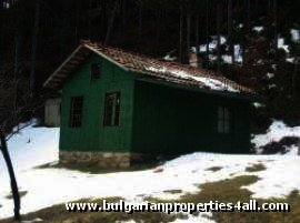 Property in Bulgaria bungalow near Smolyan Ref. No 122110
