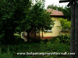 Property house in rural bulgarian coutryside Ref. No 5014