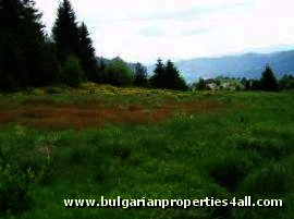 Land for sale near Pamporovo ski resort Smolyan region Ref. No 122094