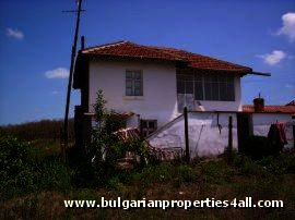 Two-storey house near Elhovo and not far away from Bourgas Ref. No 1196