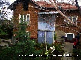 SOLD House for sale near Veliko Tarnovo Ref. No 9267