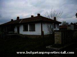 SOLD. Beatiful house for sale near Veliko Tarnovo Ref. No 9276