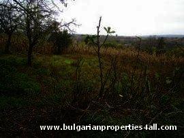 SOLD Land for sale 60km north of Veliko Tarnovo Ref. No 9282