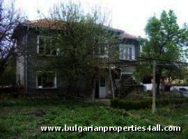 House in good condition near Plovdiv Ref. No 144169