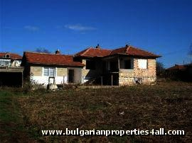 SOLD Cheap rural house near Varna Ref. No 6036