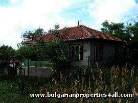 Bulgarian house for Sale  Region of Provadia-Near Varna Ref. No 6010