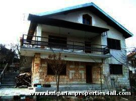 SOLD Nice house for sale near Varna. Ref. No 9584