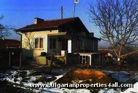 SOLD House for sale near the Black sea coast Region Varna Ref. No 9461