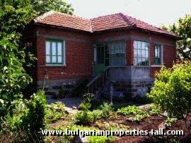 Bulgarian property with enormous garden near Elhovo Ref. No 1183
