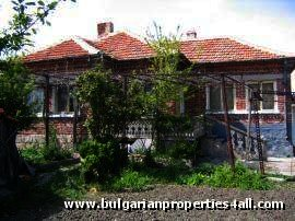 Nice rural house near Haskovo coutryside Ref. No 1111