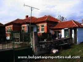 House near Haskovo,property in Bulgaria  Ref. No 1107