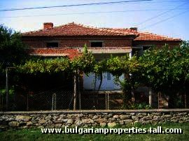 Solid rural house in Haskovo region Ref. No 1093
