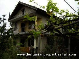 Brick house property Stara Zagora region Ref. No 3016