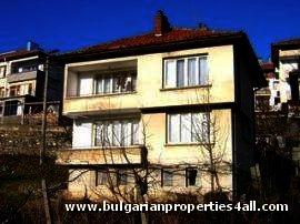Smolyan house for sale near Pamporovo ski slopes Ref. No 9439