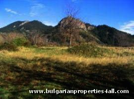 Land near resort Bulgarian land near Pamporovo Smolyan region Ref. No 122044