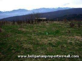 Land for sale near Borovets ski resort Borovetz property  Ref. No 102