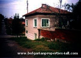 Solid house for sale near Danube river in Rousse region Ref. No 9428