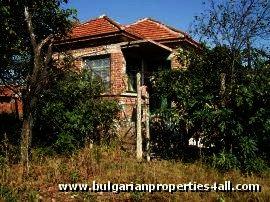 Rural house for sale in Elhovo region Ref. No 1165