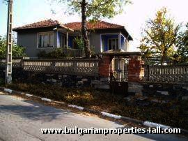 Two storey rural house for sale in Bulgaria Ref. No 1164