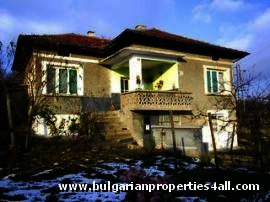 Rural house for sale near to Ruse Ref. No 9313