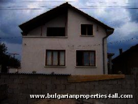 RESERVED House for sale near Plovdiv region Ref. No 291