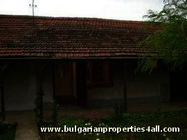 SOLD. Cosy house for sale near Danube river in Rousse region Ref. No 9271